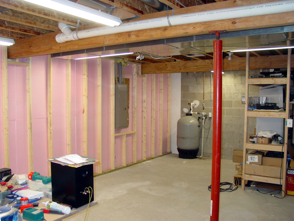 phoenix gold phorum u2022 view topic basement workshop rh phoenixphorum com Wiring Basement Outlets Basement Wiring Plan
